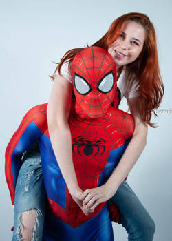 Spider-Man and Mary Jane - Happy Ending