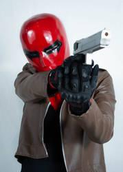 Jason Todd, The Red Hood - Closer by DashingTonyDrake