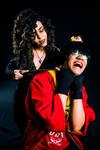 Harry Potter And Bellatrix Lestrange - Crucio! II by DashingTonyDrake