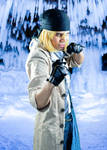 Snow Villiers - FF XIII - Bring it! by DashingTonyDrake