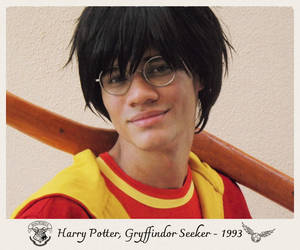 Harry Potter - Gryffindor Seeker XI by DashingTonyDrake