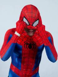 Peter B. Parker is Spider-Man - Spidey Smile! by DashingTonyDrake