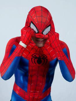 Peter B. Parker is Spider-Man - Spidey Smile!