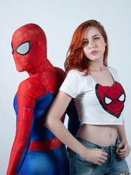 Spider-Man and Mary Jane - Interlude II by DashingTonyDrake