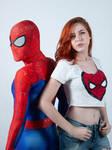 Spider-Man and Mary Jane - Interlude II by DashingTonyDrake