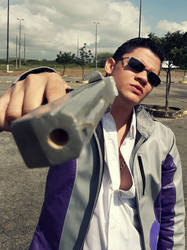 Johnny Gat - DON'T F*CK WITH THE SAINTS!!! III by DashingTonyDrake