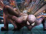 Armored Spider-Man - Wall Crawler III by DashingTonyDrake