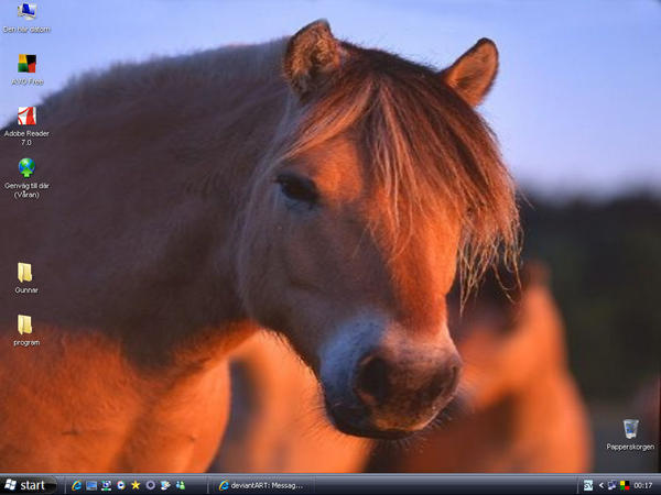 -My Desktop- by malmad
