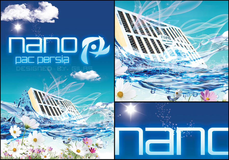 Nanopak by abgraph