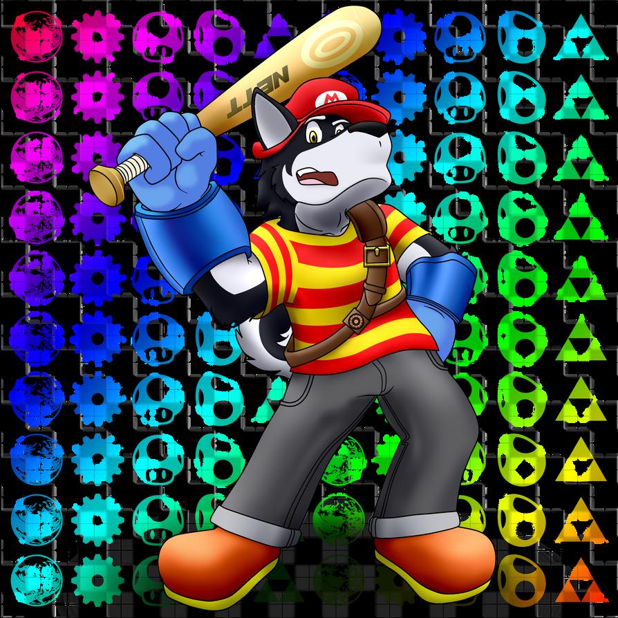Smash Clash: Hector by EGZ-Jr