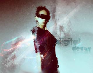 digital decay by Dorkienesh