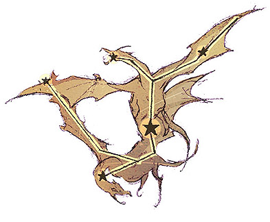 Asterism: The Wyverns