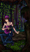 Lonely Eris by ShadyMeadows