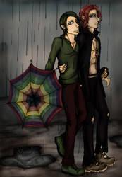 Accepting the Rain