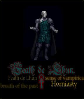 Feath de Lhun: Deviant ID by Horniasty