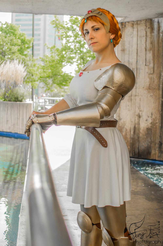 Warlike Princess by AnalexBeetleBum