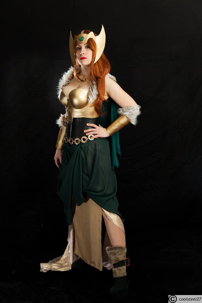 Sigyn Cosplay by AnalexBeetleBum