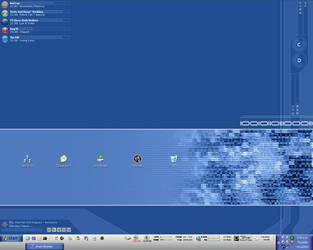 Current Desktop by NeM-Samurize