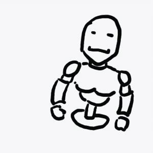 My little Robot by manpowersonyy