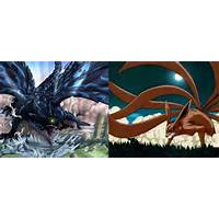 kyuubi VS acnologia by...