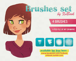 My Brushes Set for free