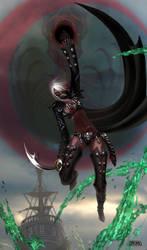 Anima: Deadmoon by Wen-M