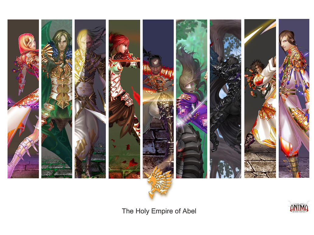 Wallpaper: Abel Empire by Wen-M