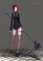Anima: Rayne by Wen-M