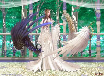 Anima: Dinah the fallen Angel by Wen-M