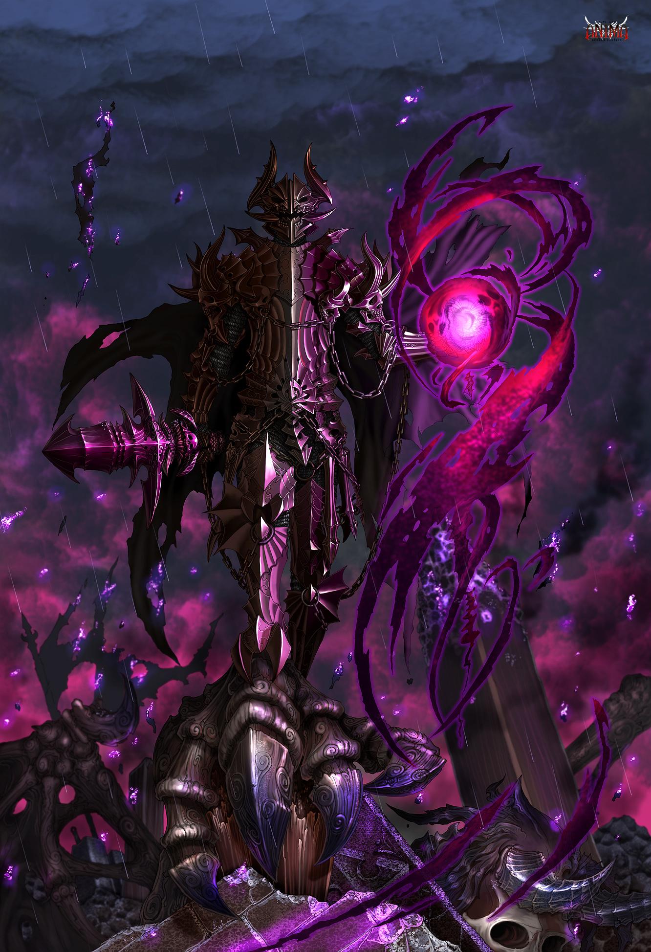 Anima: Alastor the Arbiter by Wen-M