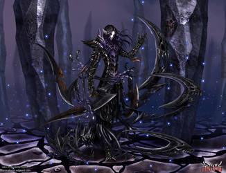 Anima: Ophiel the fallen Angel by Wen-M