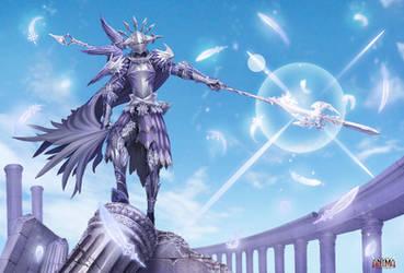 Anima: Arkaid the Arbiter by Wen-M
