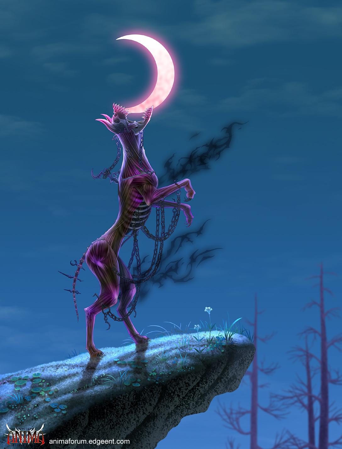 Anima: Hell Hound by Wen-M