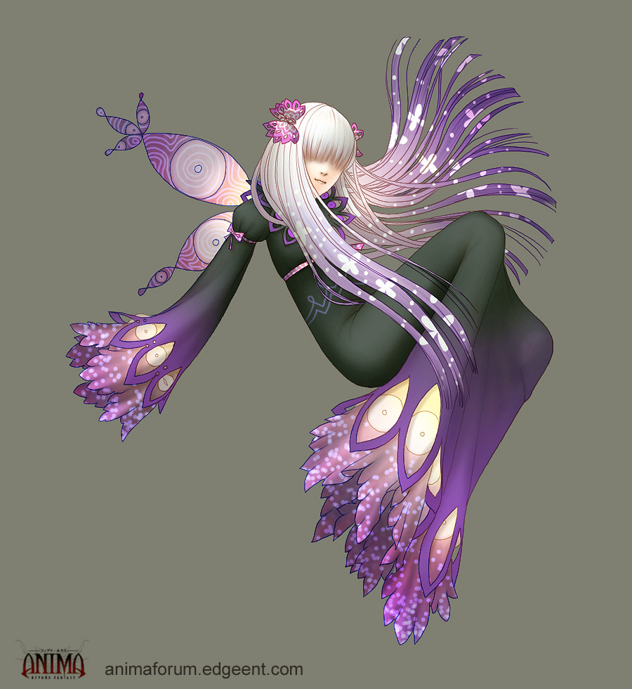 Anima: Fairy of Illusions by Wen-M