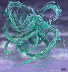 Anima: Water elemental boss