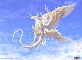 Anima: Angelus  dragon