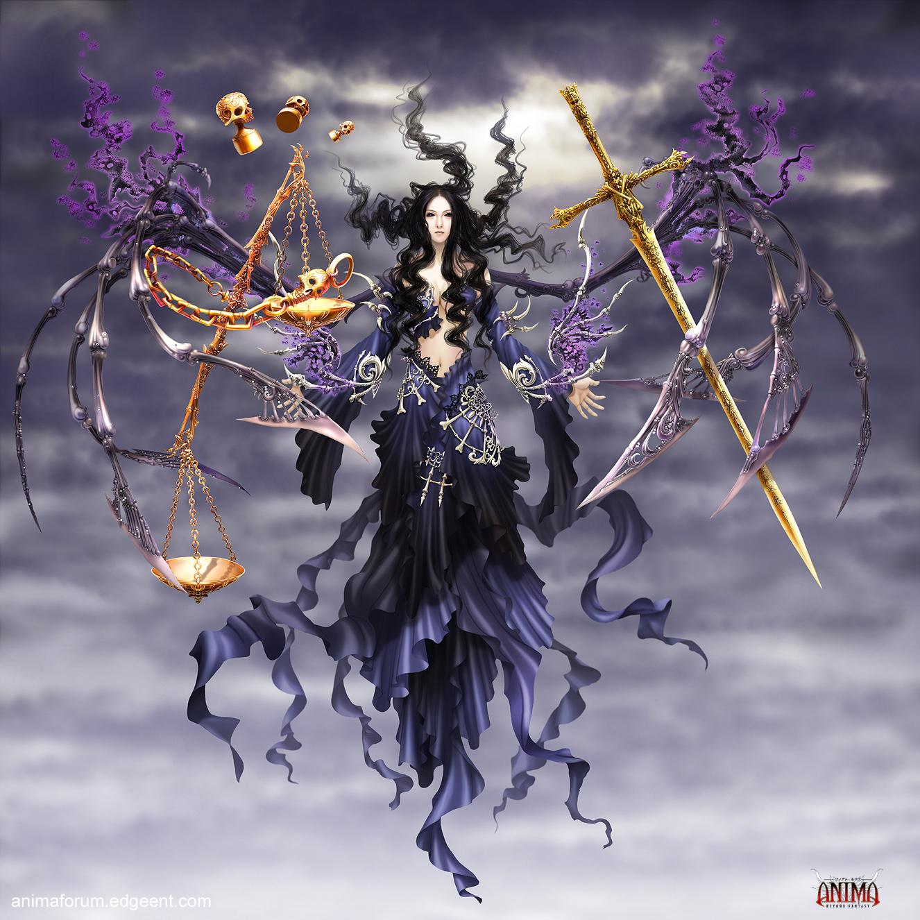 Anima 1 dans Darkness Anima__Fate_goddess_by_Wen_M
