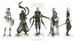 Anima: agents 2