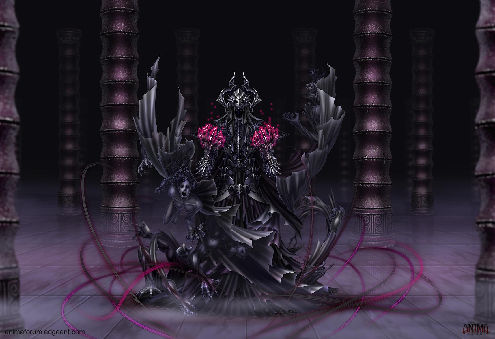 Anima: Arbiter Aizen by Wen-M