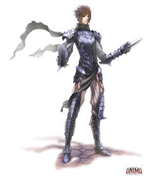 Anima: Fistdagger warrior