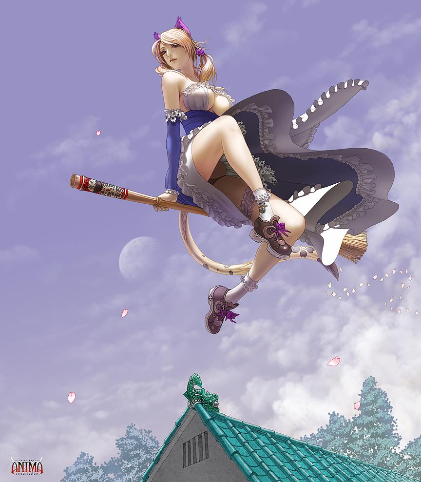 Anima: Kaori by Wen-M
