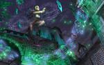 anima: Lilith action shot