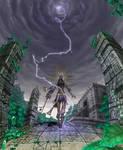 Anima: summoning at old ruins