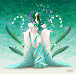 Anima: A goddess of nature