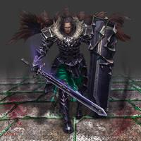 Anima: Dark King by Wen-M