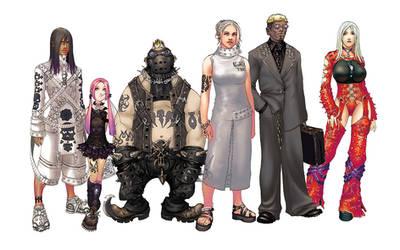 The Skull Family-whole