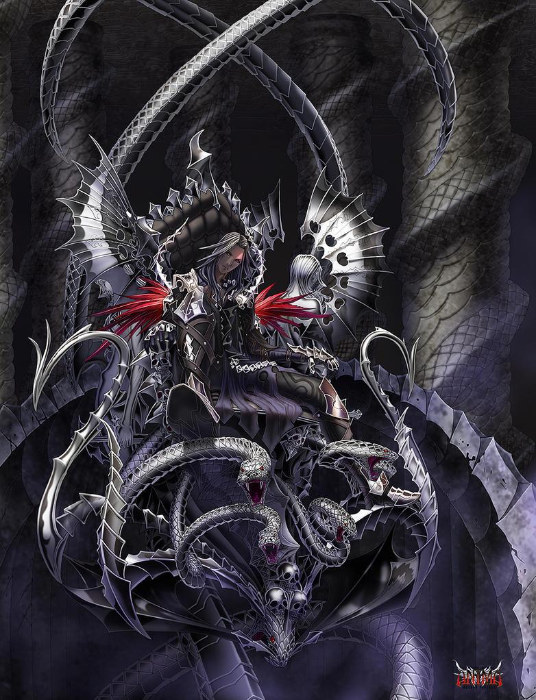 Anima: the dark Prince by Wen-M