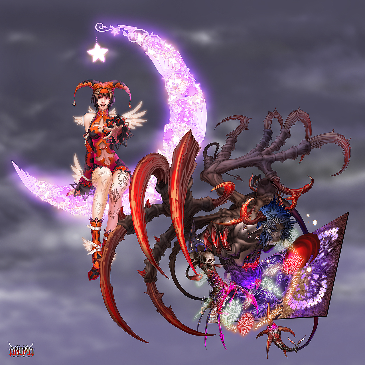 Anima: Singer of Lullabies by Wen-M