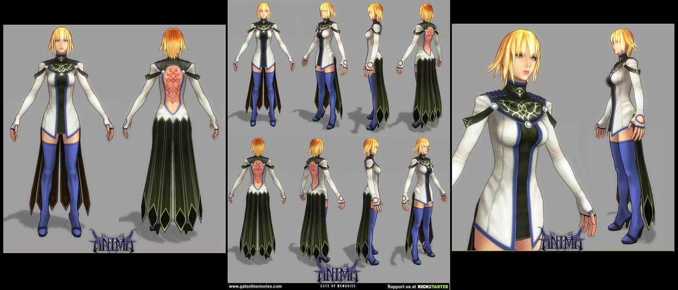 Anima: GoM progress 2 by Wen-M