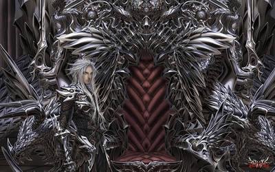 Anima: Gather around the Throne by Wen-M